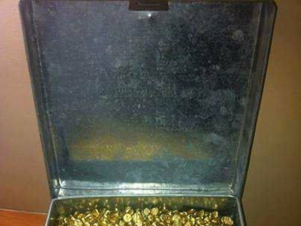 Gold for sale 80 kg in ingots and 25 kg